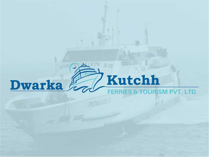 Dwarka kutch ferries tourism