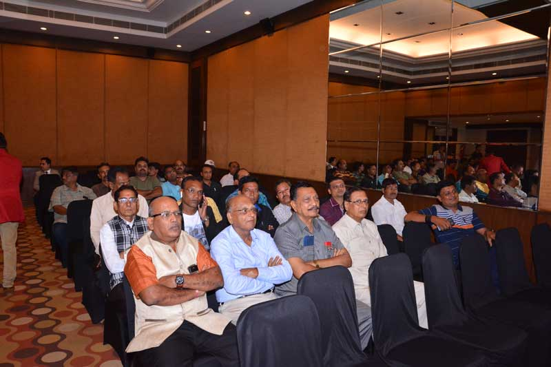 Sayaji Estate Association Meet