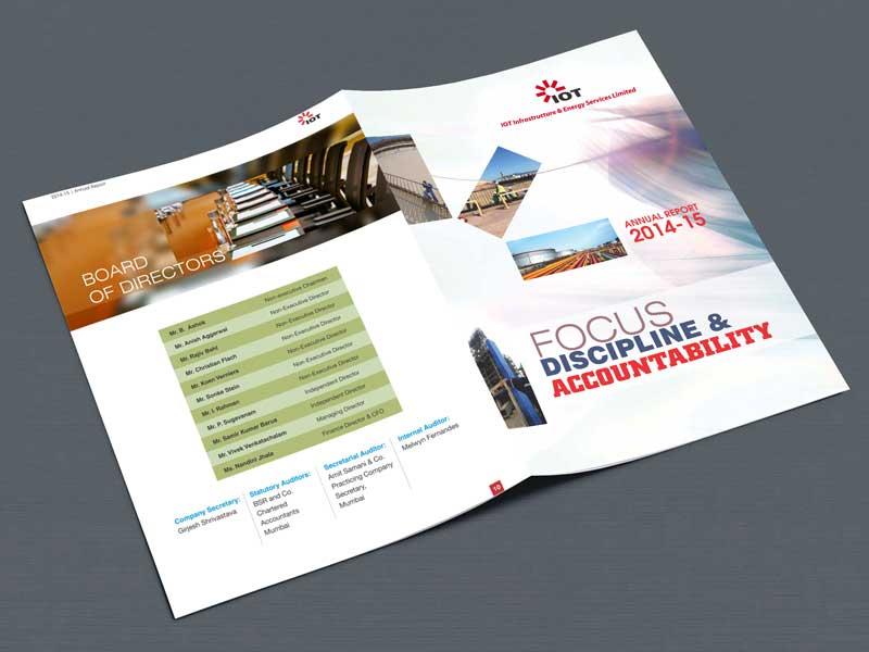 IOT-AEC Annual Report 2014-15