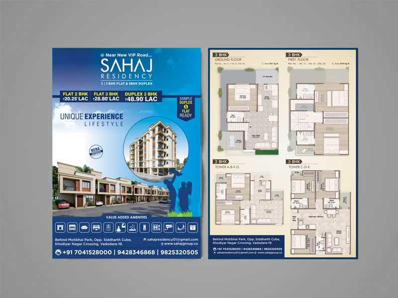 Sahaj Residency