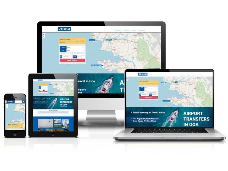 Drishti Cruises and Ferries