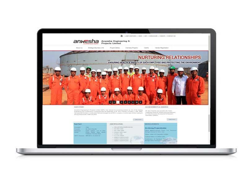 Anwesha Engineering & Projects Limited