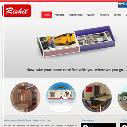 Rishit Bunk Makers Pvt. Ltd.